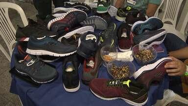 Salvador sedia mais uma edição da feira de calçados 'Bahiacal' - O evento reúne comerciantes da Bahia e também de outros estados; confira os detalhes.