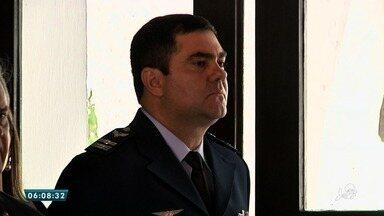 Base Aérea de Fortaleza tem novo comandante - Saiba mais em g1.com.br/ce