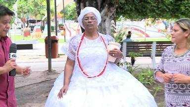 Lavagem do Bonfim acontece no domingo em Penedo - Objetivo é pedir bênção aos foliões no carnaval 2018.
