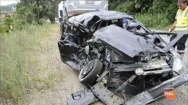 Polícia Civil conclui inquérito sobre acidente de trânsito provocado por João Pizzolatti - Polícia Civil conclui inquérito sobre acidente de trânsito provocado por João Pizzolatti