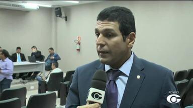 Reunião no MP-AL discute problema da demora na liberação dos corpos no IML em Maceió - A repórter Carolina Sanches traz mais informações sobre o assunto.
