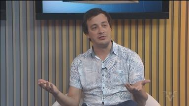 Humorista Rafael Cortez se apresenta em Guarujá neste sábado - Ele apresenta o show de humor 'O problema não é você, sou eu - Dicas de um amante frustrado para ter sorte no amor'.