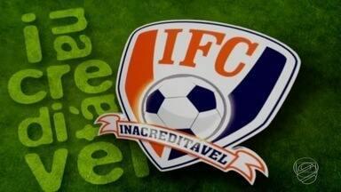 Inacreditável futebol clube é destaque no Globo Esporte MS - Inacreditável futebol clube é destaque no Globo Esporte MS