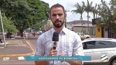 Cartório eleitoral de Ponta Porã passa a atender por agendamento - O agendamento começou por causa da grande procura pelo cadastro biométrico.