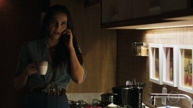 Gael convida Aura para um programa familiar - Filho de Sophia se desculpa com a namorada