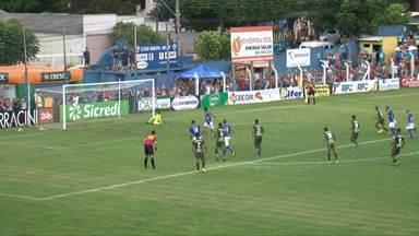 Veja os melhores momentos de União-PR 0x1 Coritiba, pela terceira rodada do Paranaense - Veja os melhores momentos de União-PR 0x1 Coritiba, pela terceira rodada do Paranaense