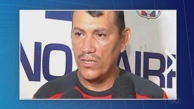 Foragido do Ipat é preso em área de ocupação em Parintins, no AM - Homem cumpria pena por homicídio e tráfico de drogas.