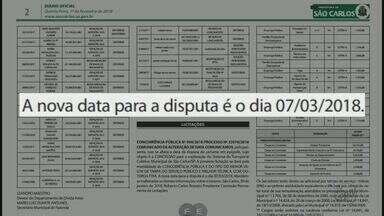 Prefeitura de São Carlos altera data da abertura dos envelopes de licitação do ônibus - Resultado da concorrência pública foi alterado para dia 7 de março, quase 20 dias depois da primeira data publicada.