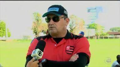 Novo técnico do Flamengo-PI fala sobre expectativas com o time - Novo técnico do Flamengo-PI fala sobre expectativas com o time