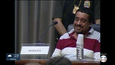 Justiça Federal julga homem apontado como chefe de contrabandistas - Roberto Eleutério da Silva, o Lobão foi preso em junho do ano passado.