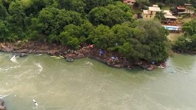 Canoagem - Vai ter adrenalina na canoagem, esporte que leva o nome de Piraju para o mundo.