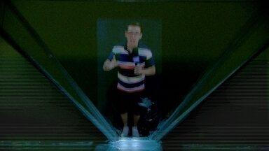 """Holograma Postal - Conheça o """"Holograma Postal"""", um projeto que une educação e tecnologia de forma diferente"""