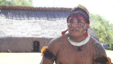 Em Imbassaí, encontro une diferentes culturas do mundo - Em Imbassaí, encontro une diferentes culturas do mundo