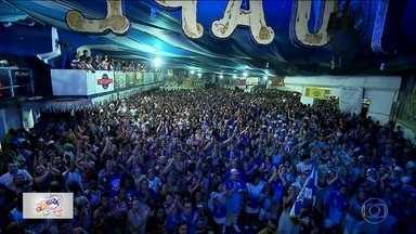 Acadêmicos do Tatuapé vai levar a cultura do Maranhão para o Anhembi - Atual campeã do Carnaval de São Paulo se apresenta na sexta-feira, primeira noite de desfiles.