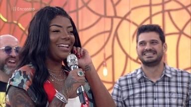 Ludmilla fala sobre a experiência de dançar com o bailarino Thiago Soares em clipe - Cantora elogia o dançarino