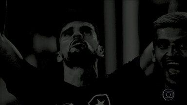 Clipe de abertura do GE traz eliminação do Botafogo e decisão do Vasco pela Libertadores - Clipe de abertura do GE traz eliminação do Botafogo e decisão do Vasco pela Libertadores