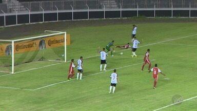 Inter de Limeira vence Rio Branco-AC e avança para próxima fase da Copa do Brasil - Leão derrotou o time do Acre por 1x0. Próximo adversário será a Ponte Preta.