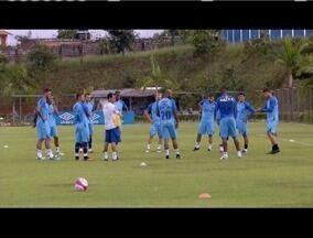 Confira as notícias do esporte na região - Democrata se prepara para duelo contra o Cruzeiro.