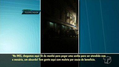 Veja os destaques da participação de telespectadores no Jornal Tapajós 1ª edição - Envie fotos, vídeos e sugestões de pautas para (93) 99122 9460.