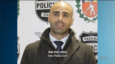 Justiça aceita denúncia contra delegado de matinhos, preso no fim de janeiro - Max Dias Lemos foi preso em uma operação de combate ao tráfico de drogas e corrupção.