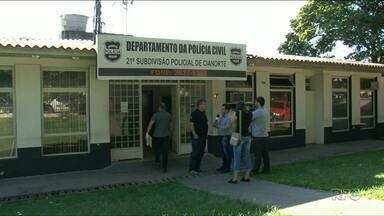 Polícia encontra túnel por onde presos fugiriam em Cianorte - A rebelião começou com uma tentativa de fuga frustrada