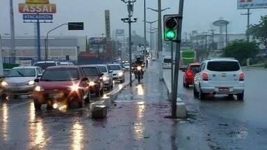 Cidades do interior do Ceará têm chuvas de até 72 milímetros nesta quarta - Confira mais notícias em g1.globo.com/ce