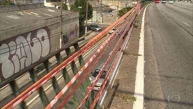 Estudo conclui que outras grandes obras de engenharia precisam de reparos - Viadutos e pontes de quatro capitais estão malconservados.