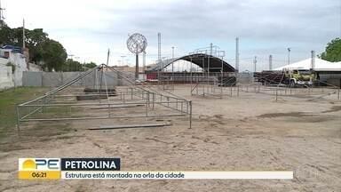 Veja a programação do carnaval em Petrolina, no Sertão, e em outras cidades do interior - Festa será animada em vários municípios da região