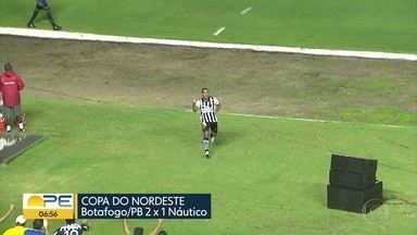 Náutico e Salgueiro são derrotados na Copa do Nordeste - Times perderam fora de casa na rodada de quinta-feira (8)