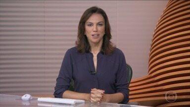 Bom Dia Brasil - Íntegra 09 Fevereiro 2018 - O telejornal, com apresentação de Chico Pinheiro e Ana Paula Araújo, exibe as primeiras notícias do dia no Brasil e no mundo e repercute os fatos mais relevantes.