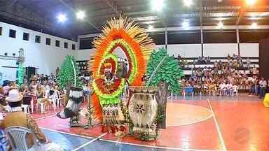 Desfile de fantasias marca noite de quinta-feira em Corumbá - O desfile é uma tradição há 37 anos.