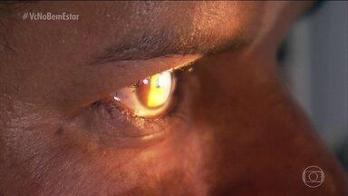 Exame oftalmológico pode indicar doenças - O que os olhos mostra, o corpo está sentindo. Quando o assunto é febre amarela, ele pode indicar se a pessoa está infetada pelo vírus. Com um simples exame oftalmológico, os médicos podem descobrir outras doenças.