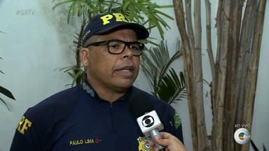 PRF divulga balanço da Operação Carnaval - A operação foi realizada em rodovias da região