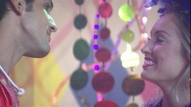 Lucas para Jéssica: 'Tá vendo? Coração não é tão simples quanto pensa' - Lucas e Jéssica conversam sobre canção