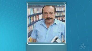 Compositor do hino do Amazonas, poeta Jorge Tufic morre em SP - Artista tinha 87 anos e enfrentava câncer no pulmão.