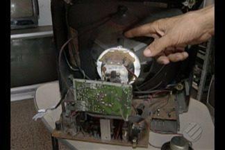 Veja qual o jeito certo de se desfazer do seu antigo televisor - Dia 30 de maio o digital analógico será desligado.