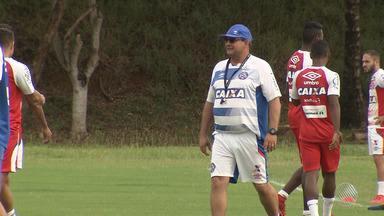 Bahia segue na preparação para clássico contra o Vitória - Confira as notícias do tricolor baiano.