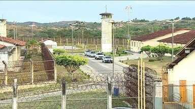 Tumulto é registrado em presídio de Sergipe - Um principio de tumulto foi registrado no final da tarde desta quarta-feira (14) no presídio de São Cristóvão.
