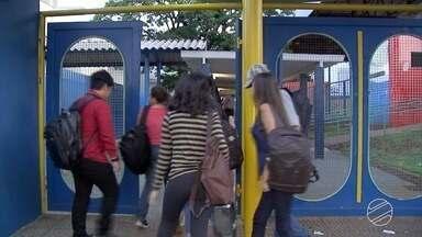 Começam as aulas na rede estadual de ensino de MS - Somente em Campo Grande são 60 mil alunos na rede estadual de ensino.