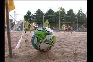 Jogos do Verão Mágico entram na reta final em Santa Rosa, RS - As disputas no Parcão no centro da cidade terminam no dia 22/02.