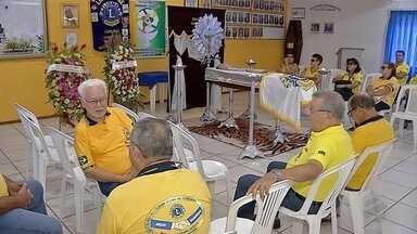 Colunista de Corumbá é velado - Alfredo Sartori foi um dos principais colunistas da cidade.