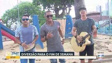 Bloco Agarragara estica o carnaval do Recife neste sábado (17) - Ao som de muita swingueira, a Banda Beleza Pura é a atração principal da festa.