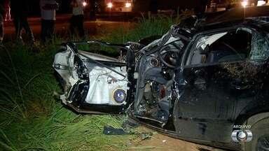 Motoristas que misturam álcool e direção matam sete pessoas em um ano - Motoristas que misturam álcool e direção matam sete pessoas em um ano