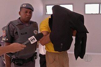 Suspeito de matar policial militar é preso em Mogi das Cruzes - Crime pode ter motivado chacinas na cidade, diz delegado.