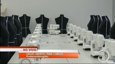 Pinda tem oportunidade em 40 cursos com vagas para bolsistas - Cursos profissionalizantes são oferecidos pelo Senac.