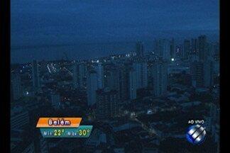 Confira a previsão do tempo em Belém e cidades do interior nesta quarta-feira, 21 - Previsão do tempo.
