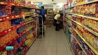 Preço da cesta básica aumenta em Alagoas - Aumento dos preços tem preocupado consumidores.