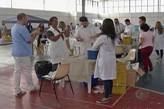 Secretaria de Saúde de Suzano faz mutirão de vacina contra febre amarela - A vacinação será no período da noite e as equipes vão atender em frente ao Poupatempo na quinta e sexta.