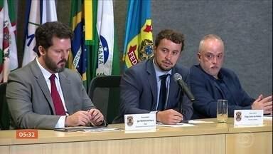 Procuradores suspeitam de superfaturamento em contratos de concessão de rodovias no PR - Procuradores suspeitam de superfaturamento em contratos de concessão de rodovias federais no Paraná.