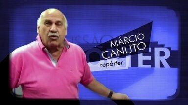 Márcio Canuto elogia programa sobre pessoas desaparecidas - Profissão Repórter de setembro de 2017 mostrou a angustia da procura por familiares desaparecidos.